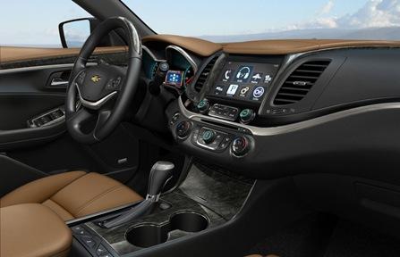 2014 Chevrolet Impala Interior