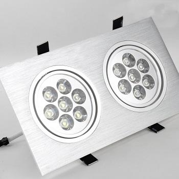Đèn LED downlight âm trần, đèn LED âm trần chất lượng cao