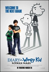 Diary of a Wimpy Kid Rodrick Rules - poster