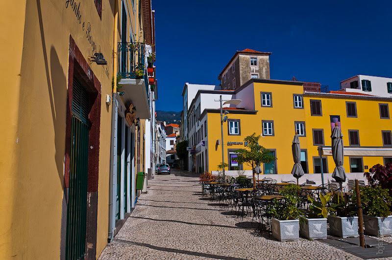12. Фотопрогулка по улицам города. Улочки. Фуншал. Мадейра. Португалия. Круиз на Costa Concordia.