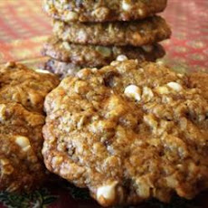 Momma's Wheat Germ Cookies