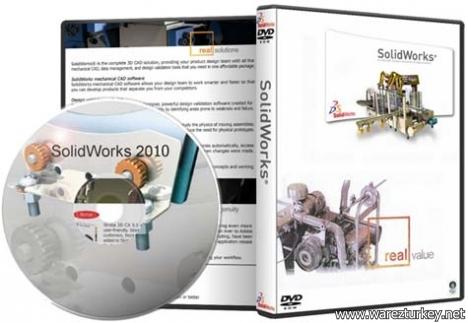 Solidworks 2010 Görsel Eğitim Seti - Türkçe