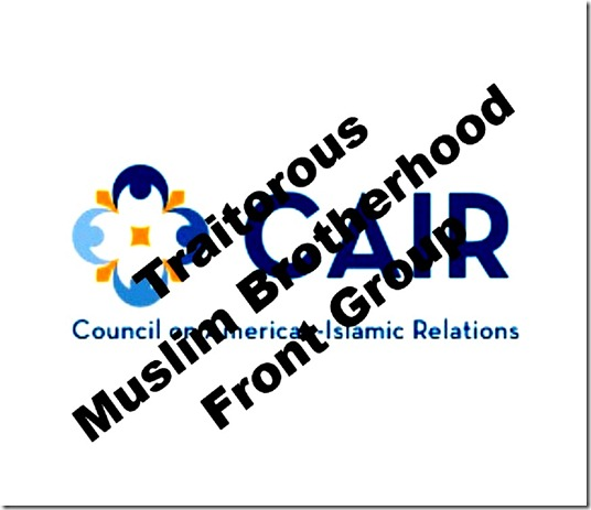 CAIR - Traitorous MB Front