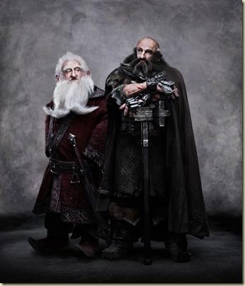 hobbit-dwarves - Balin e Dwalin