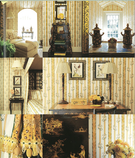 The use of pattern in the Chinese Room is playful.