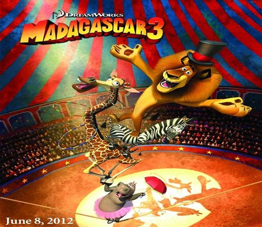 ดูหนังออนไลน์ Madagascar 3 [ตัวอย่างหนัง]