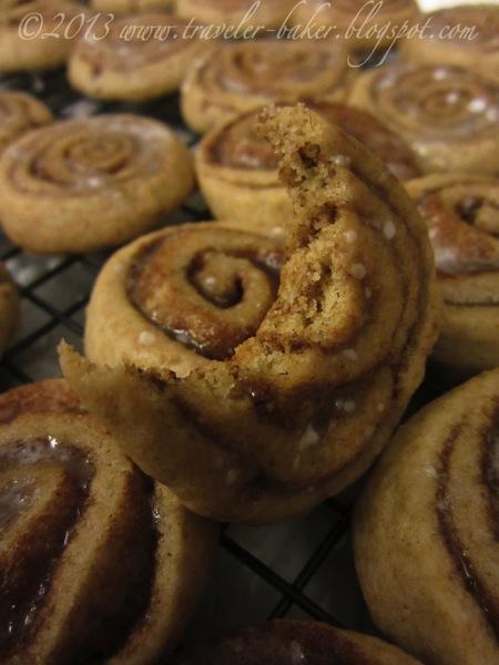 Cinnamon Roll Cookies 6