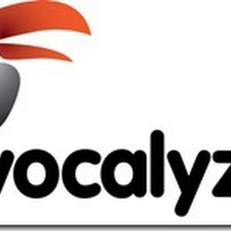 Aplikasi, software bagi yang malas membaca, Vocalyze Ubah Tulisan Menjadi Suara