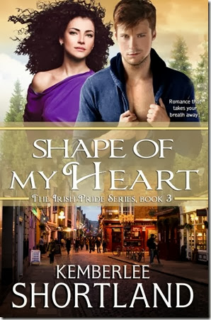 Shape Of My Heart by Kemberlee Shortland - 500
