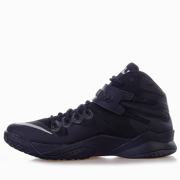 Release Reminder Nike Zoom Soldier VIII 8220Triple Black8221