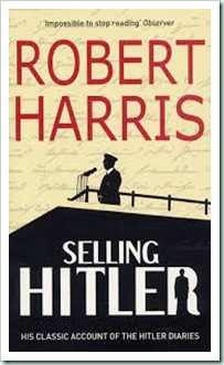 selling hitler robert harris
