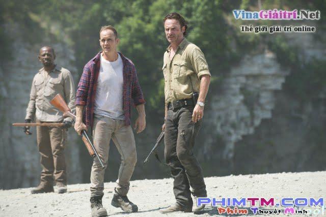 Xem Phim Xác Sống 6 - The Walking Dead Season 6 - phimtm.com - Ảnh 1