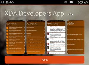 XDA app ufficiale per Ubuntu Touch