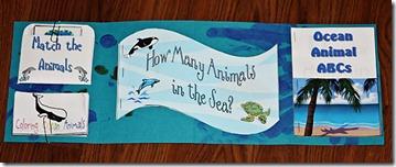 Ocean Tot Book