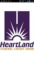 Screenshot of Heartland Federal Credit Union