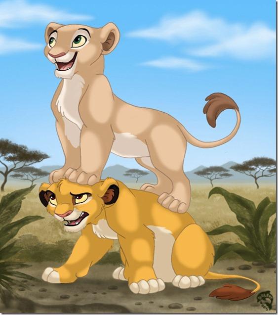 El Rey León,The Lion King,Simba (42)