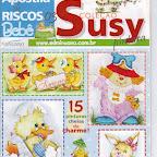 Colecao Susy Pintura   Apostila E Riscos Bebe 03