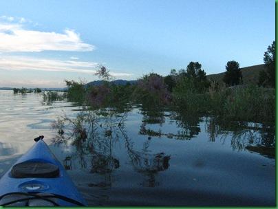 Monday evening paddle 020
