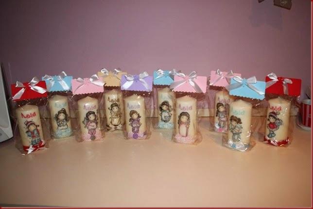 candele 6
