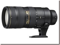 Nikon 70_200mm lens