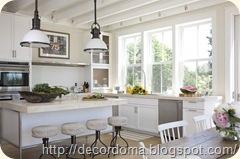 Простейшие советы профессионалов по декору кухни