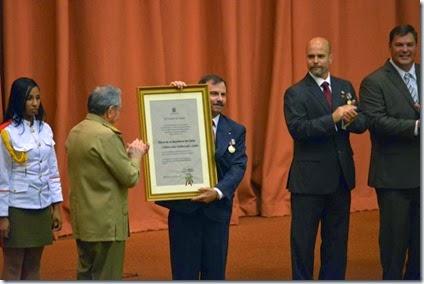 Diploma a Fernando