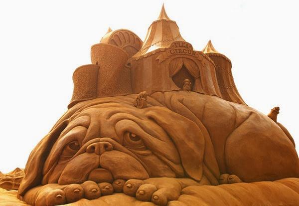 International Sand Sculpting Artists Open Lu19ZluuRtll