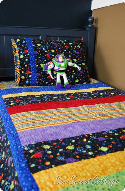 Sew Sweet Cottage Pb Inspired Quilt Pattern For Boys