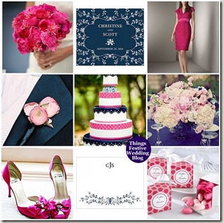 navy,_pink_and_fuchsia_wedding_theme