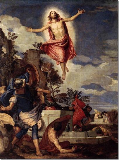Resurrection_VERONESE, Paolo