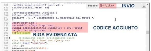 cercare-riga-codice-html-template