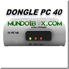 DONGLE EVOLUTIONBOX PC 40