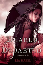 Dearly Departed Lia Habel hi-res book cover