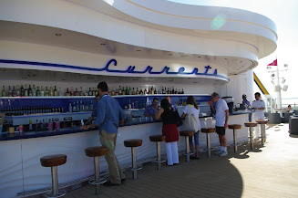 Currents bar in the Adults-only pool deck
