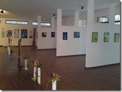 Expozitie de picturi inspirate din poeziile lui Mihai Eminescu organizata de AAPB in Herastrau