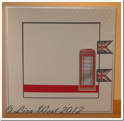 London Red Bus Card (2)