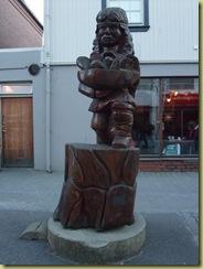 Sandnessjoen Statue