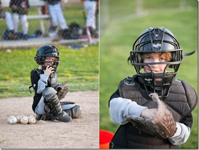 Catcher diptych
