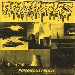 Agathocles_(Poisonous_Profit)_&_Grind_Buto_(The_Malevolent)_Split_7''_ag_front
