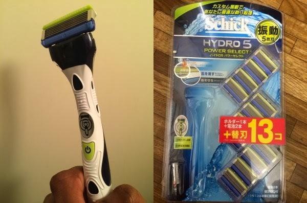 Schick Hydro 5