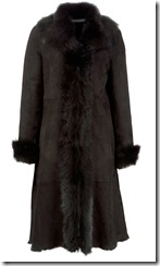 Collection by John Lewis Shearling Coat