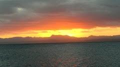 Sunset at Coustou Resort