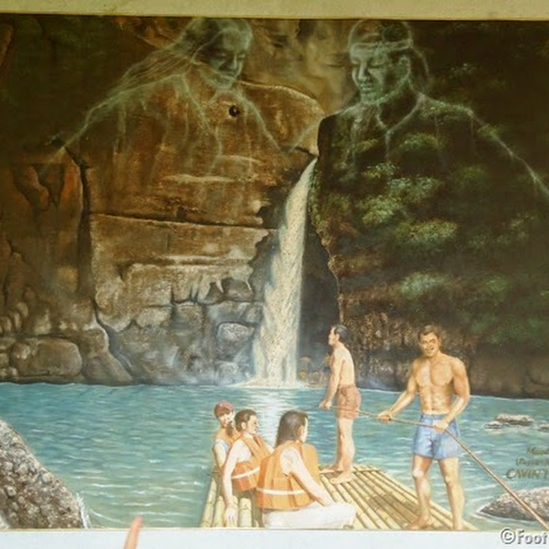 Pueblo el Salvador Nature's Park and Picnic Grove: En route to Cavinti Falls aka Pagsanjan Falls