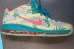 nike lebron 9 low pe lebronold palmer 1 02 Nike LeBron 9 Low LeBronold Palmer Alternate   Inverted Sample