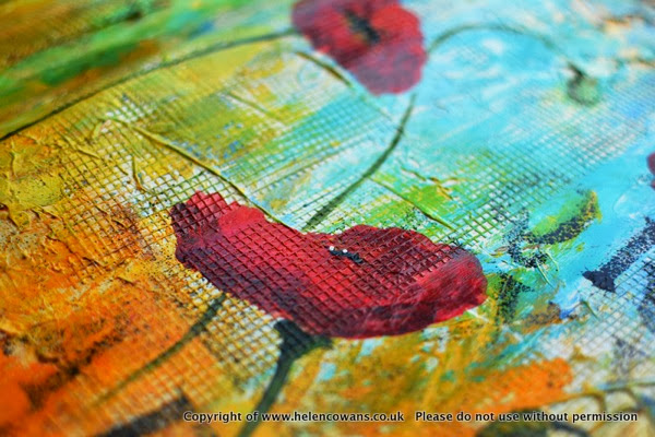 Wk 6c Poppies Helen Cowans