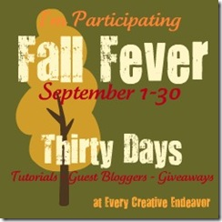 fall fever button