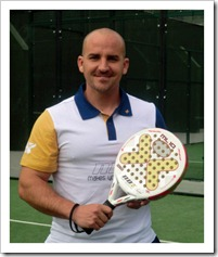 Marcos del Pilar (ML 10 Pro Cup), Director Gerente del Club de Padel MRP Guadarrama (Club NOX)