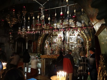 Altarul ortodox  Ierusalim