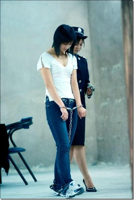 09 wanita cantik di hukum mati  di cina - herlan blog