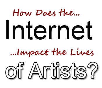 internet affect artists